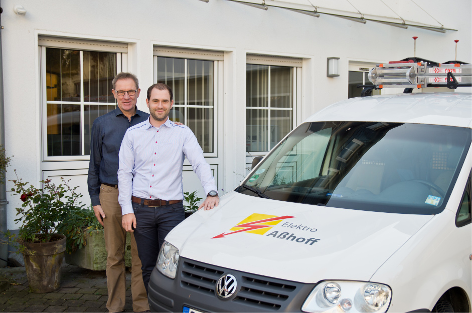 Herbert und Roman Aßhoff